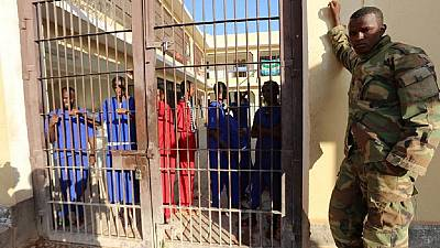 Somalia converts high security prison to intelligence training facility