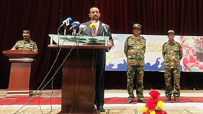 Ethiopia military court jails 66 soldiers who 'stormed' PM's offices