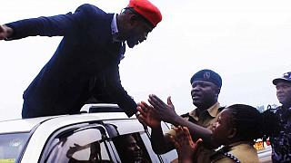 Uganda MP Bobi Wine evades arrest, authorized concert scuttled