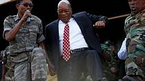 Ex-South Africa prez busts fake news, account days after joining Twitter