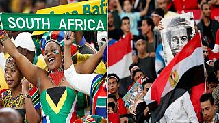 Egypt, South Africa officially bid to host AFCON 2019 - CAF