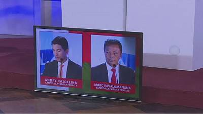 First televised presidential debate in Madagascar