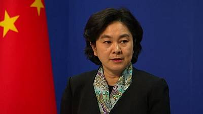 China tells US to learn from Zambia denial: 'Reflect, before blurting things out'