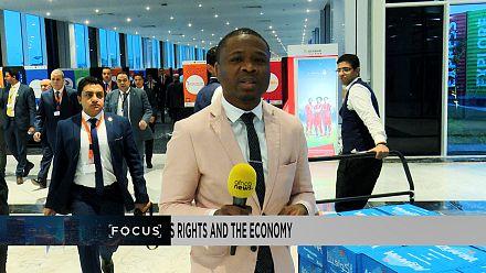Africa forum 2018 : améliorer les droits des femmes et l'économie