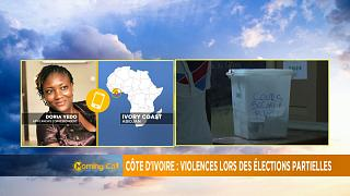 Local elections in Ivory coast marred by violence [The Morning Call]