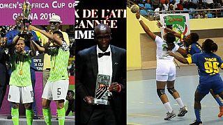 Rétro 2018 : les moments forts du sport en Afrique