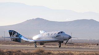Bientôt un vol commercial dans l'espace