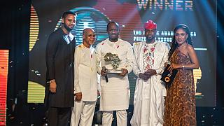 Itodo emerges 'The Future Awards Africa 2018' young person of the year