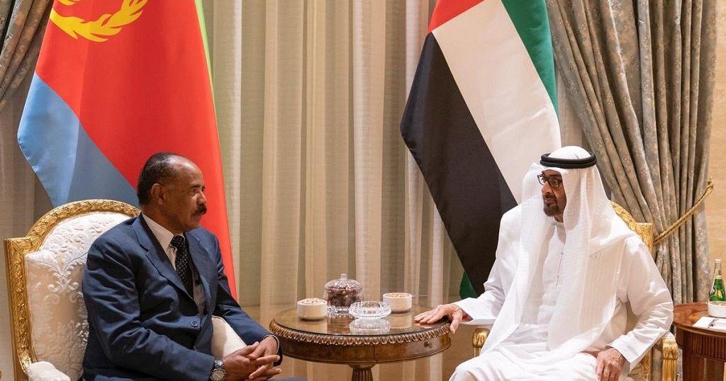 Eritrea president Isaias Afwerki returns to UAE for bilateral talks
