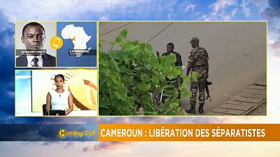 Cameroon's freed prisoners demand release of separatists leaders [The Morning Call]