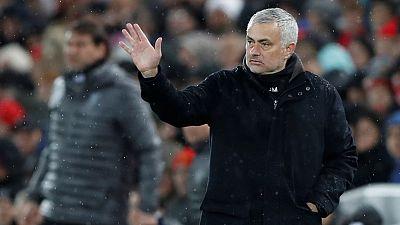 Manchester United sack coach Jose Mourihno