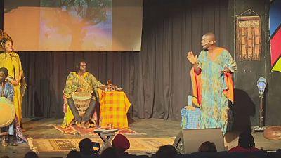 Kenya : un festival réunit des conteurs africains