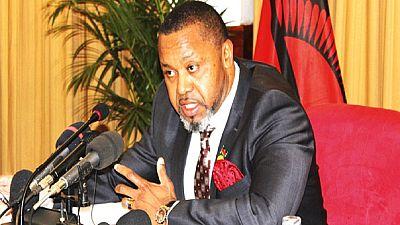 Malawi's VP pledges crackdown on corruption