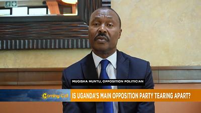 Uganda electoral commission to gazette opposition party [The Morning Call]
