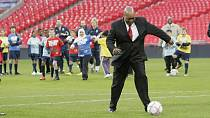 Zuma 'auditions' for South Africa's football team Bafana Bafana