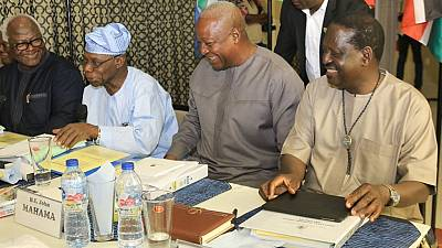 Odinga, Obasanjo, others discuss role of ICT on African elections
