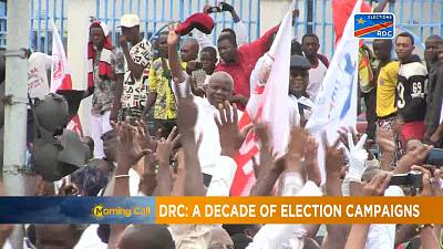 5 days to much awaited elections, how prepared is the DRC? [The Morning Call]