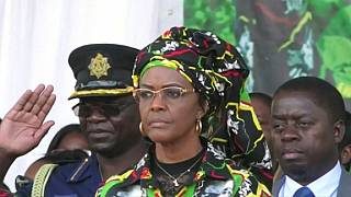 South Africa wants Interpol to arrest Zimbabwe's Grace Mugabe