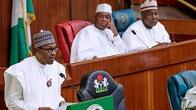 Nigeria president presents $28.8 bn 2019 budget to parliament