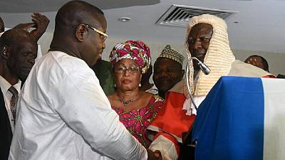 Sierra Leone Chief Justice resigns, president names successor