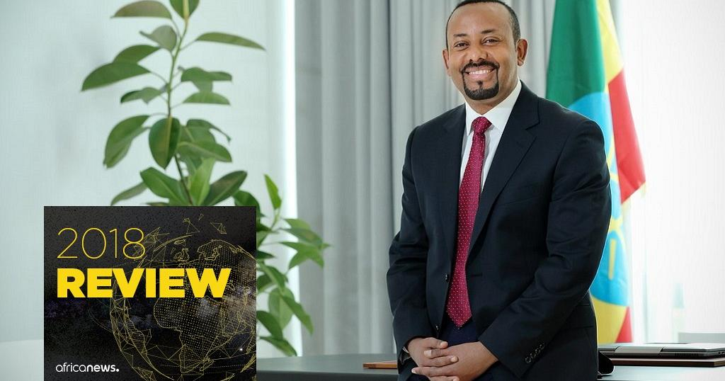 2018 Personality Of The Year Nominee Ethiopia PM Abiy