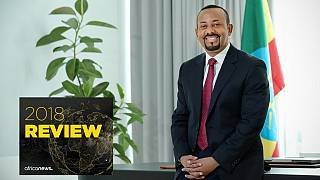 2018 Personality of the Year nominee: Ethiopia PM Abiy Ahmed