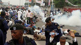 En RDC, des partisans de l'opposition continue la campagne présidentielle malgré l'arrêt [no comment]