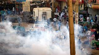 Sudan protest hub: Police-protesters clash at funeral in latest unrest