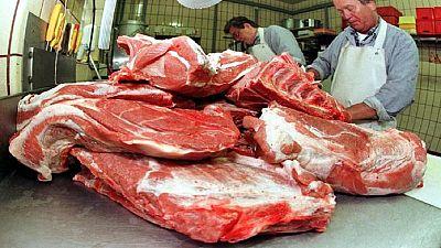 La Guinée équatoriale interdit et détruit du porc congelé des Pays-Bas