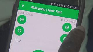Uganda's 'Wulira' App for hearing impaired patients