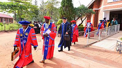 Ugandan university bans make-up, mini-skirts and jewelry for female students