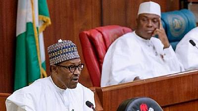 Nigeria's 2019 budget 'hopeless' - Senate prez jabs Buhari