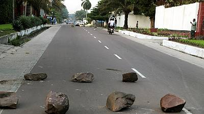 Protests greet news of DRC's poll postponement