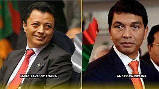 Madagascar : Rajoelina prend la tête dans la course à la présidentielle