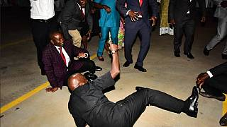 Video: Ugandan MPs dance 'Malwedhe challenge', Bobi Wine performs