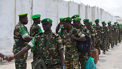 Burundi to withdraw 1,000 troops from Somalia