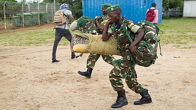 Burundi to withdraw 1,000 troops from Somalia