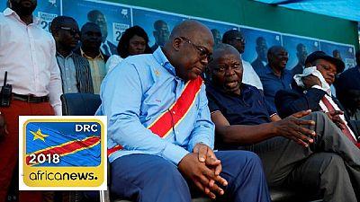 Élections en RDC: Kamerhe Tshisekedi veulent défier la commission électorale