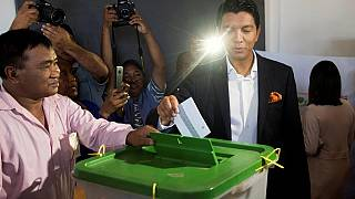 Madagascar poll: Rajoelina maintains lead with half of votes counted