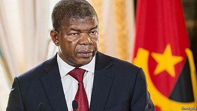 Angola : le président critique l'économie dont il a hérité