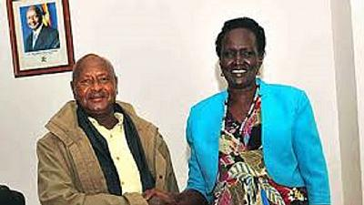 Rebecca Garang returns to Juba after years in exile