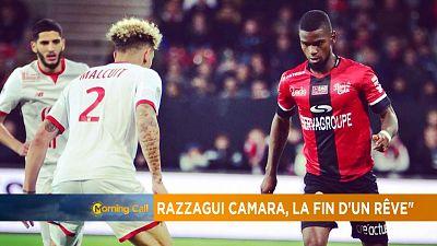 """Razzagui Camara : la fin d'un """"rêve"""" [Grand Angle]"""