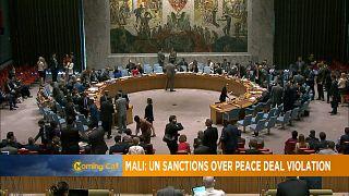 UN sanction Malians contravening 2015 peace accord [The Morning Call]