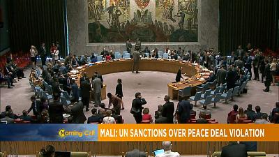 UN sanction Malians contravening 2015 peace accord [The Morning Call]