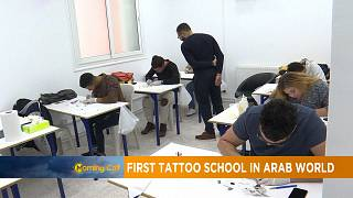 Tattoo no longer taboo in Tunisia [The Morning Call]