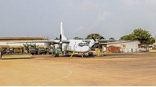 RDC : 38 blessés dans le crash d'un antonov à Béni