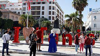 Des Ivoiriens manifestent à Tunis contre la mort d'un compatriote