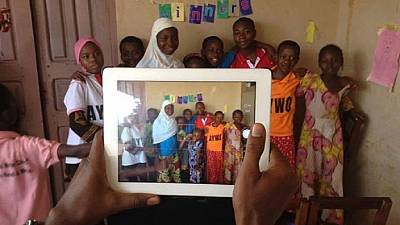 Ghanaian activists launch online fundraiser for kids reading clinic