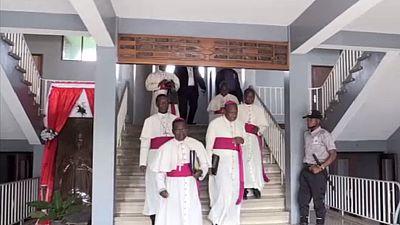 """Elections en RDC : un porte-parole de l'Eglise redoute """"un agenda caché"""""""