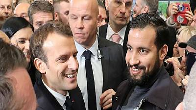 Controversy on Macron's former security advisor's travel to Chad